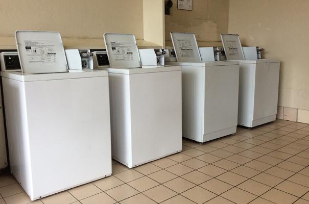 13.washing machines