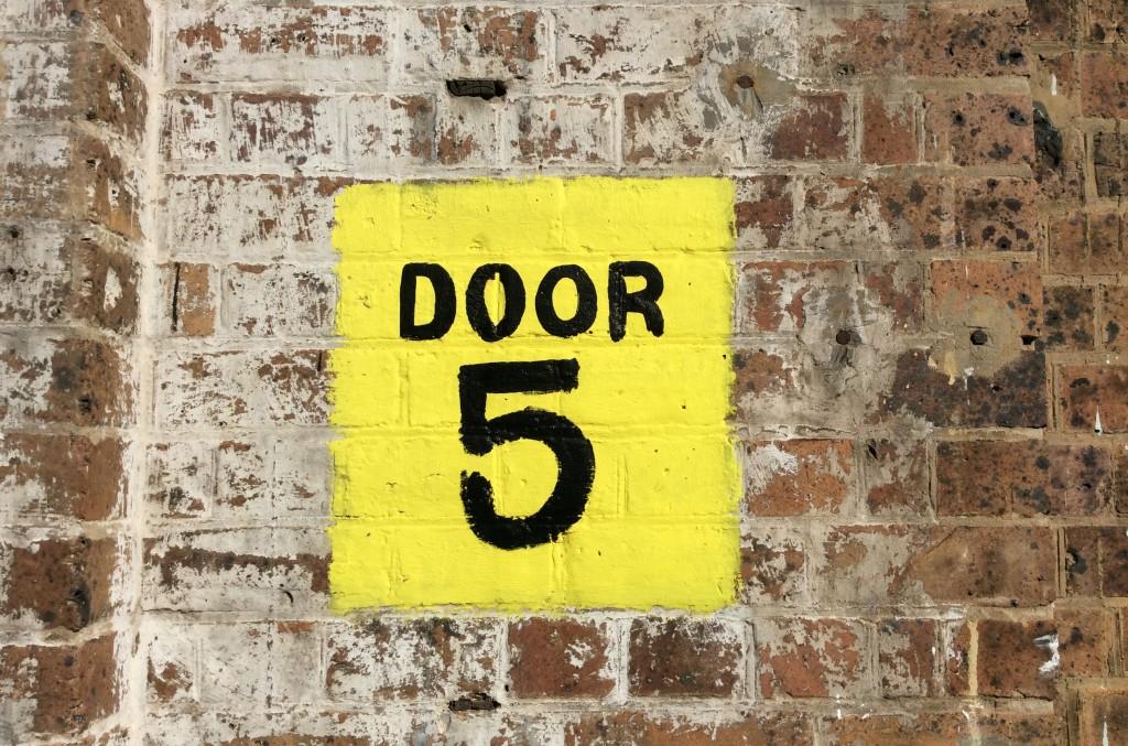 58.Door 5 Carriageworks